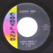 Elephant Walk by Donald Jenkins & The Delighters