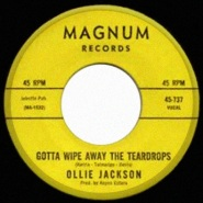 Gotta Wipe Away The Teardrops by Ollie Jackson