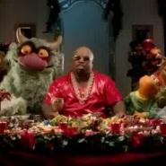 All I Need Is Love by Cee-Lo Green and the Muppets!