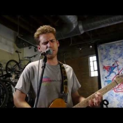 Stoned And Starving (Live at 'Mellow Johnny's Bike Shop') by Parquet Courts