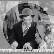 Harpo And Chico Pianos by The Marx Brothers