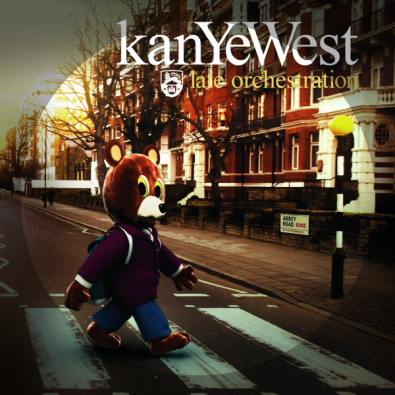Touch The Sky (Feat. Lupe Fiasco) by Kanye West