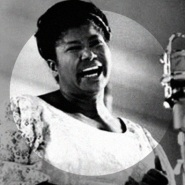 &ldquo;I&#039;m On My Way&rdquo; by Mahalia Jackson <br>(from jnsvalente)