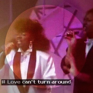 Love Can't Turn Around by Darryl Pandy