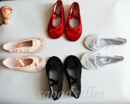 Bloch soft ballet flat shoes - bloch world us