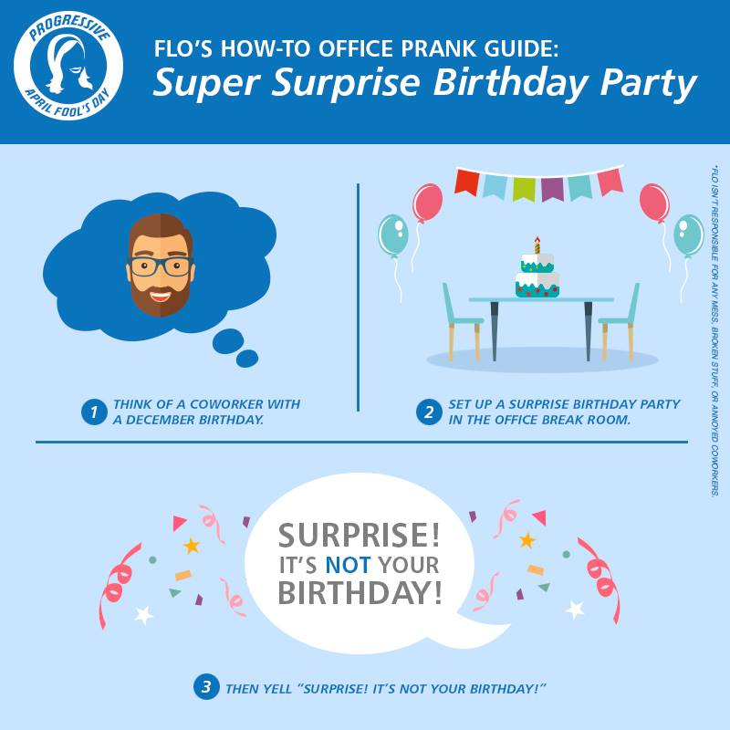 Super surprise birthday party