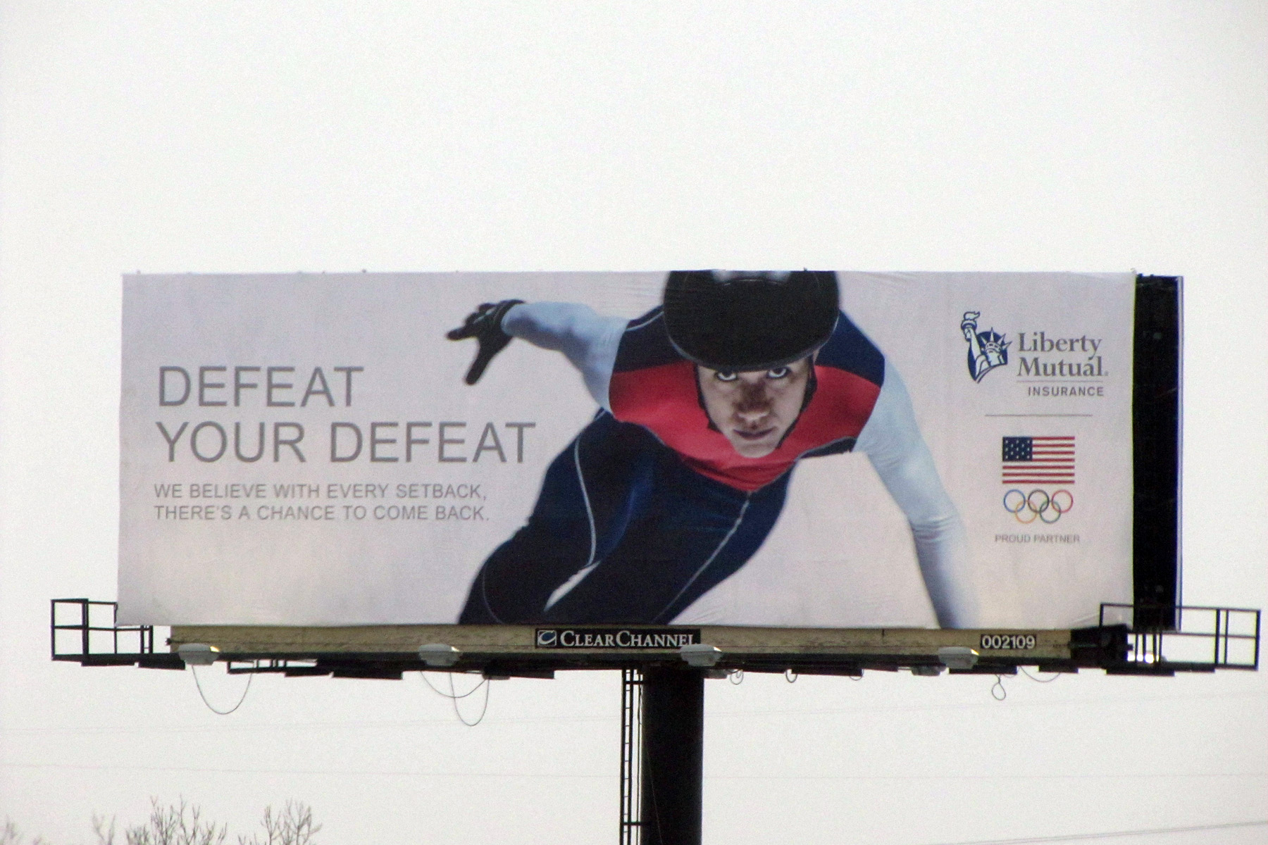 Defeat your defeat