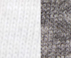 Tri white   tri vintage grey