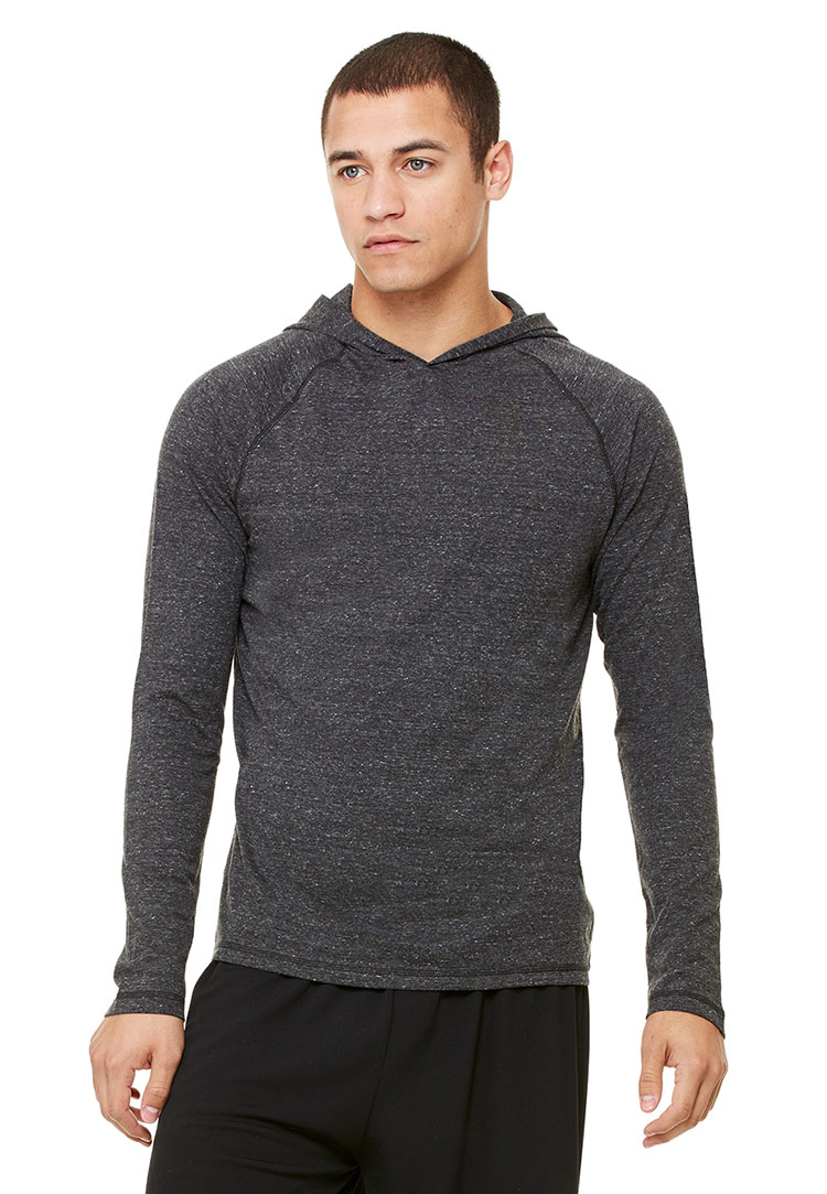 All sport m3101 charcoal heather triblend