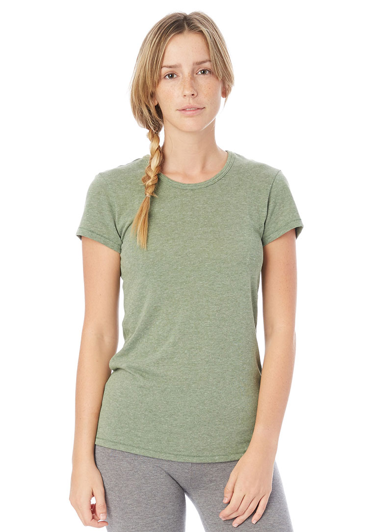 Alternative apparel 5052 green