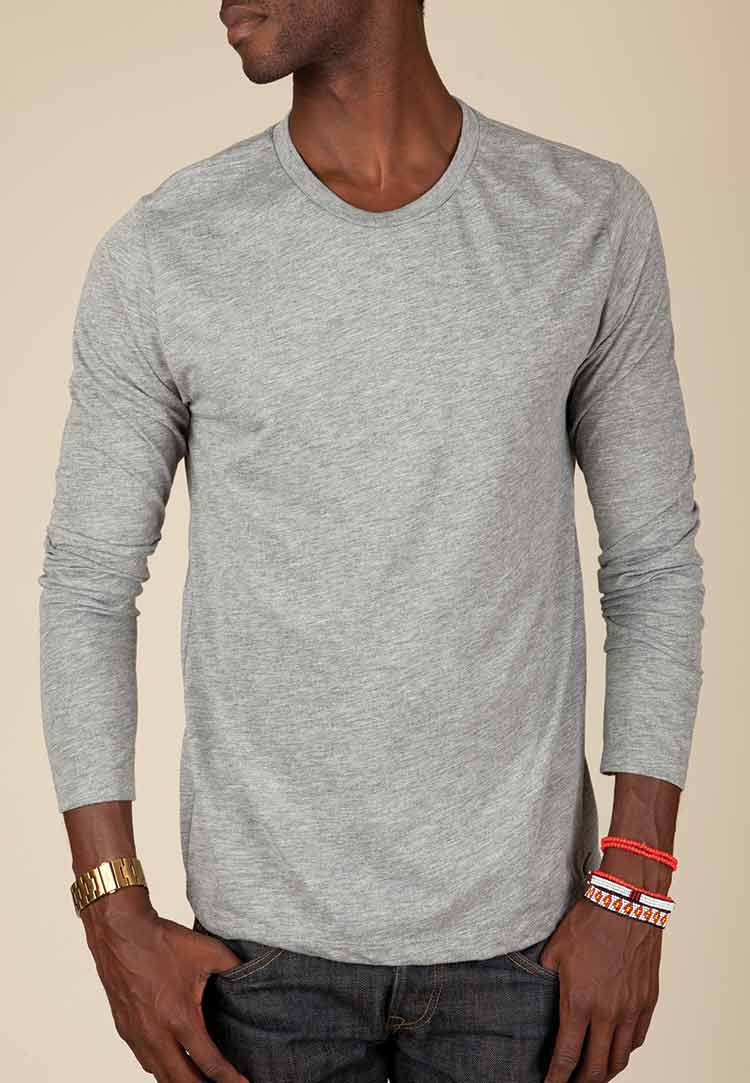 Alternative apparel 1071 heather grey