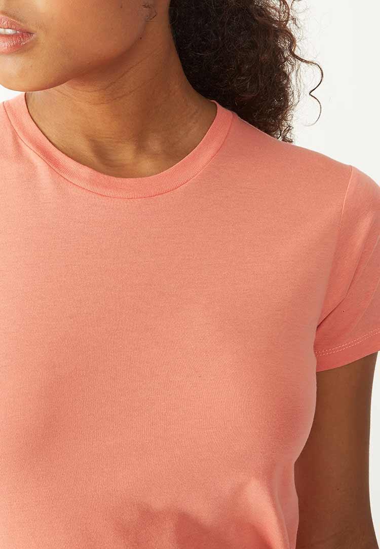 Alternative apparel 1072 close persimmon