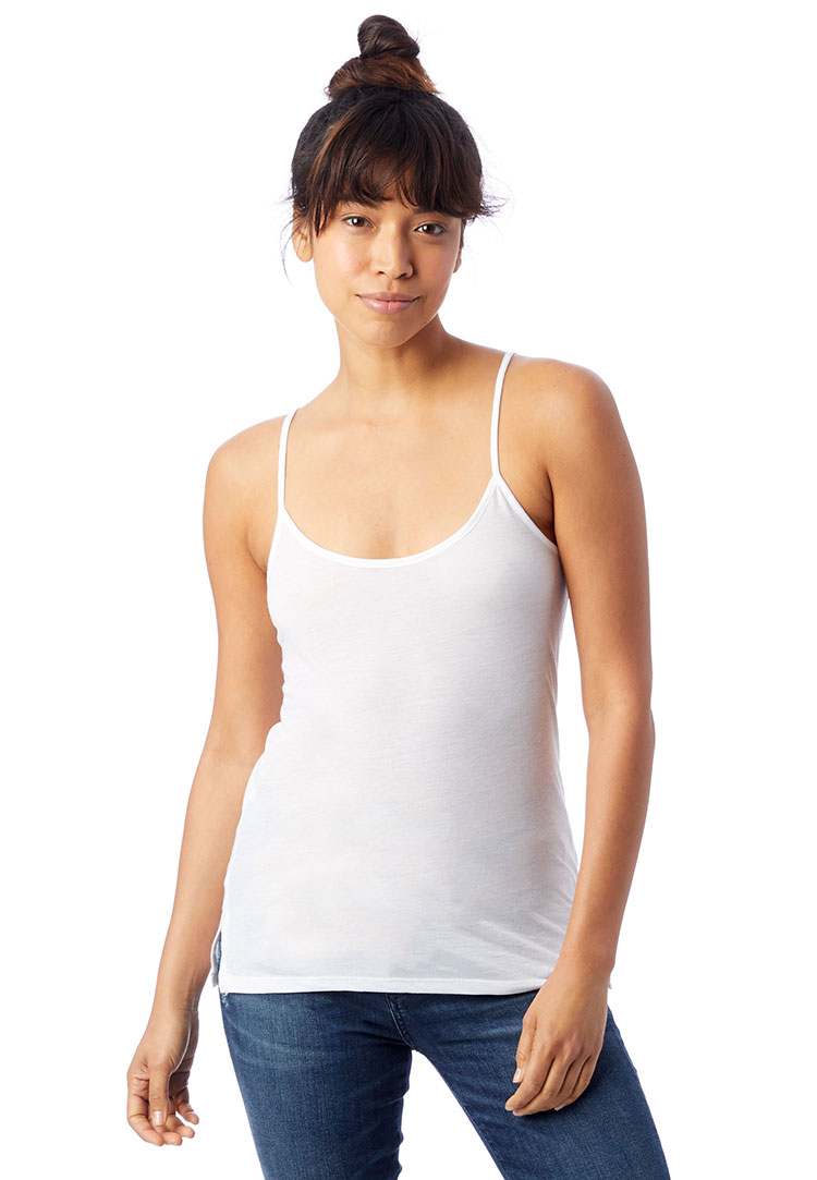 Altnernative apparel 3096  white