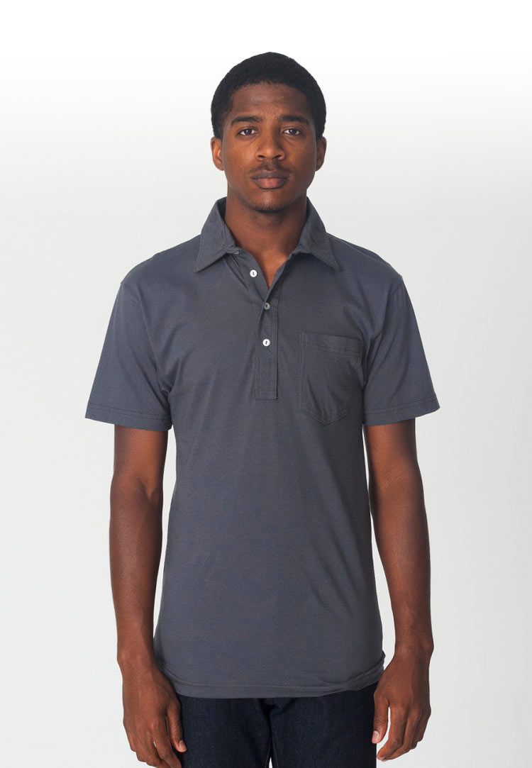 American apparel 2412 asphalt