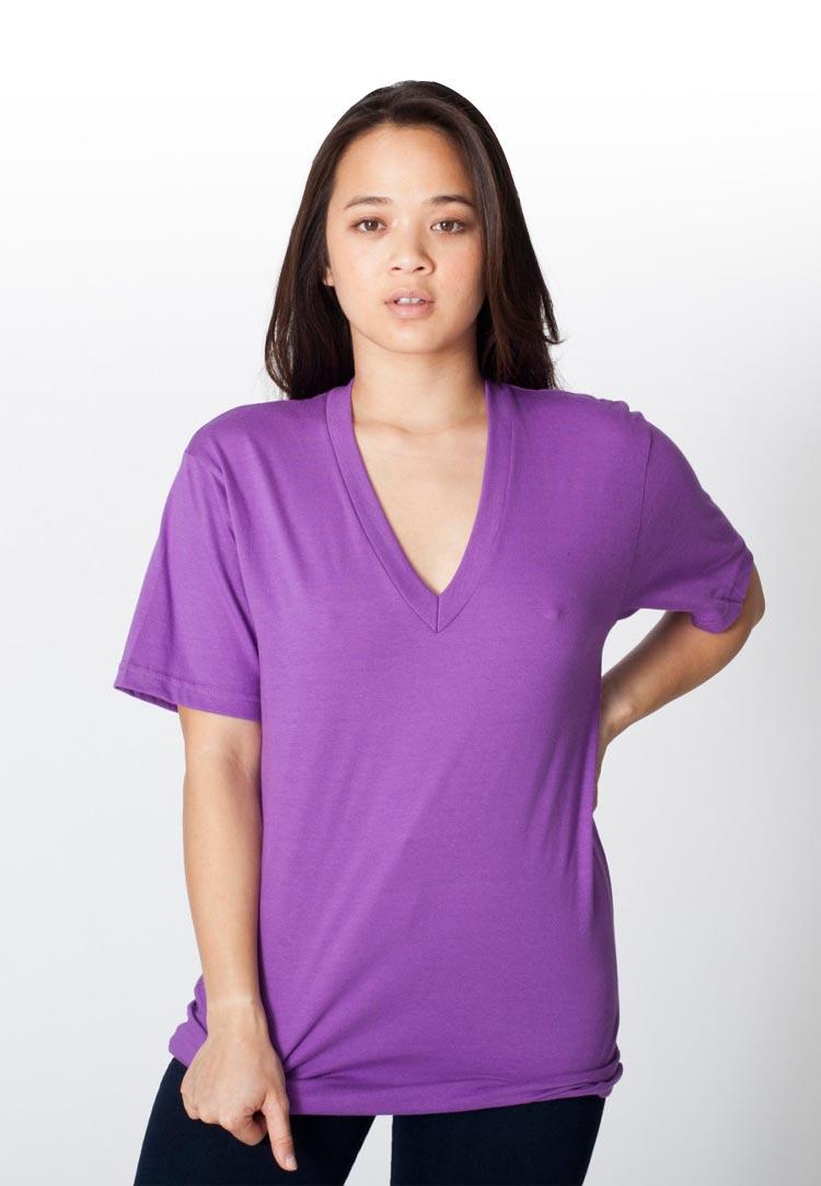 American apparel 2456 org ultraviolet