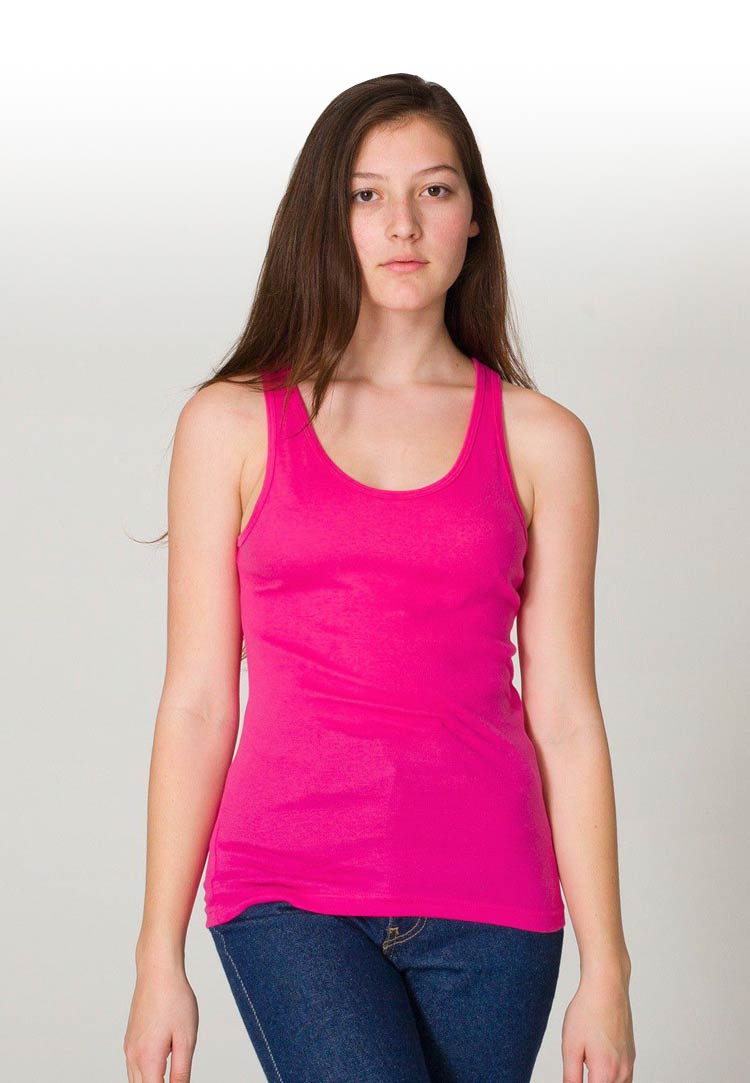 American apparel 4308 fuschia