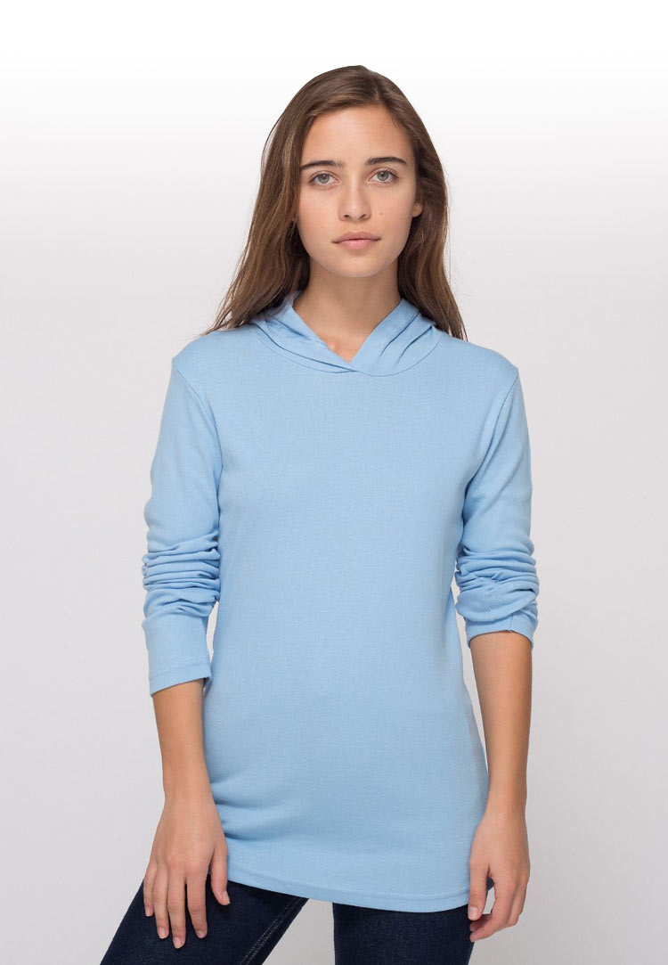American apparel 4398 baby blue