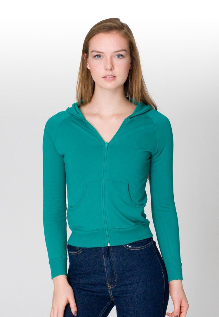 American apparel 5399 evergreen