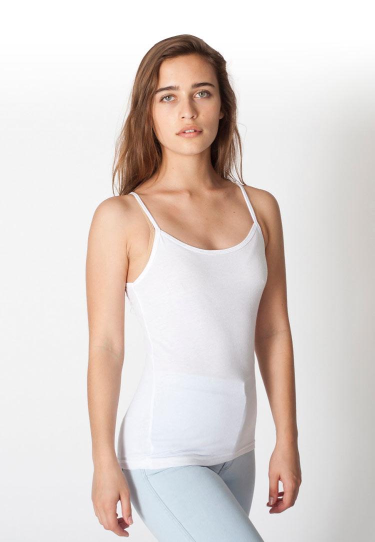 American apparel 6311 white