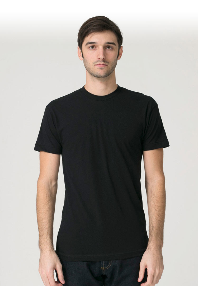 American apparel 6401 black
