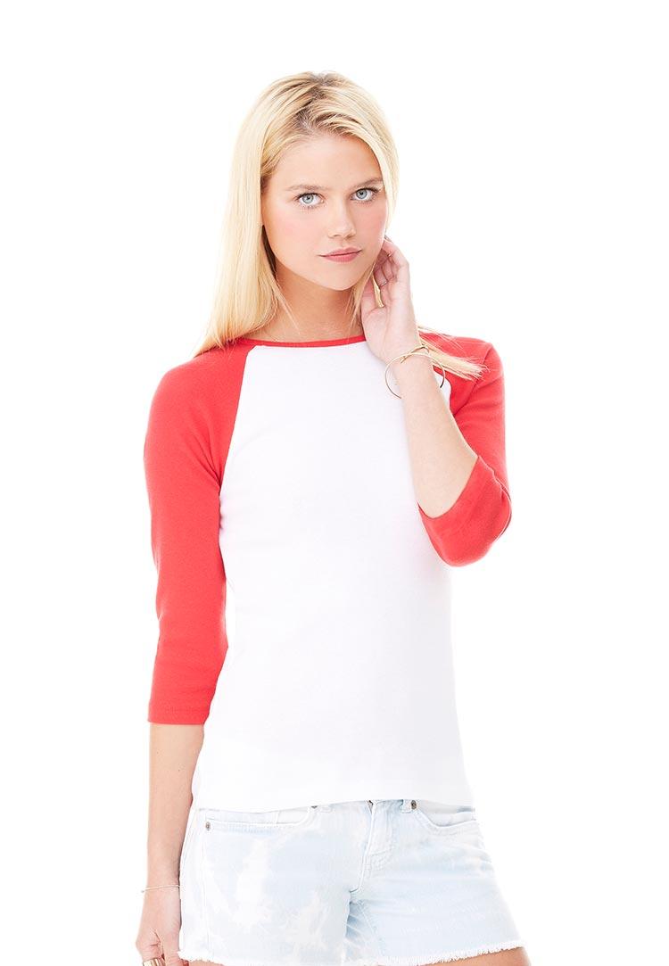 Bella 2000 white red