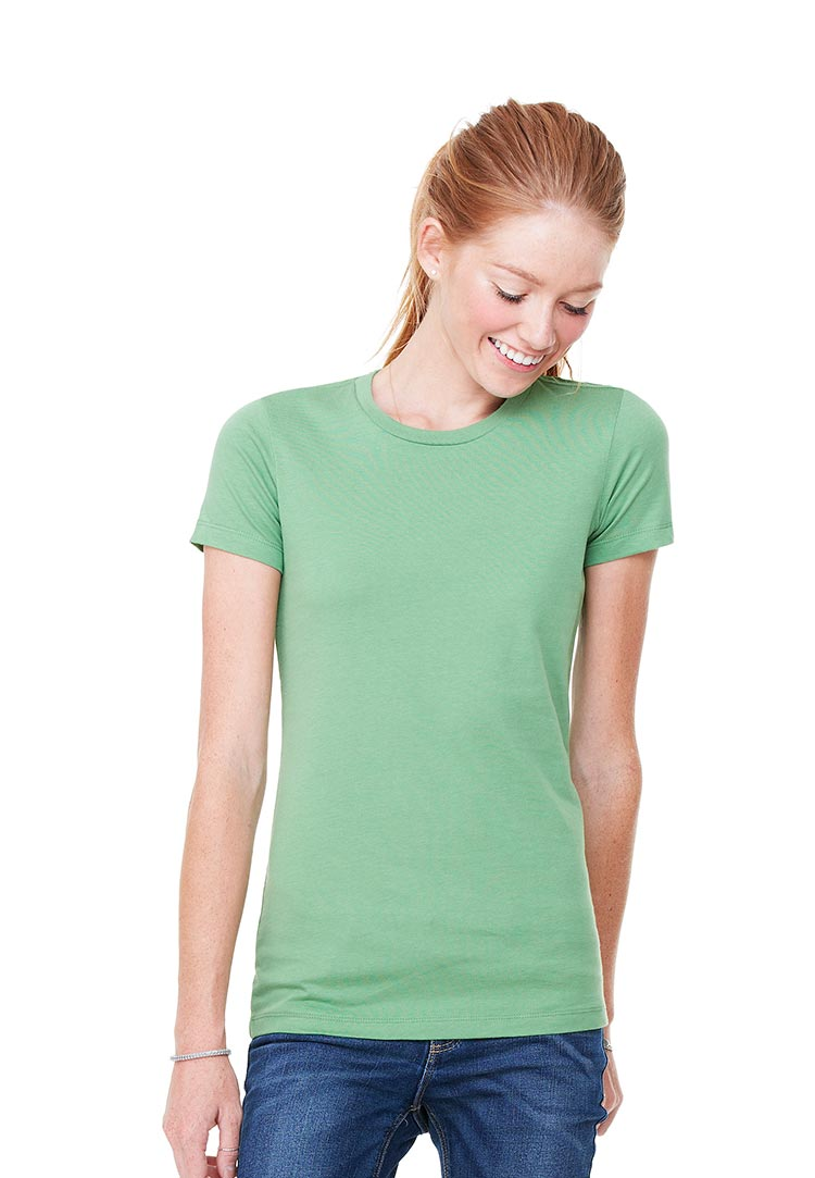 Bella 6004 heather green