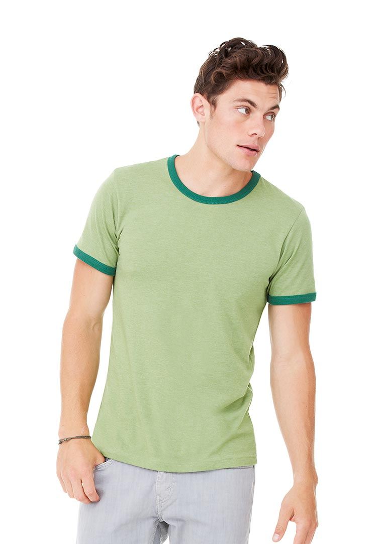 Canvas 3055 heather green forest