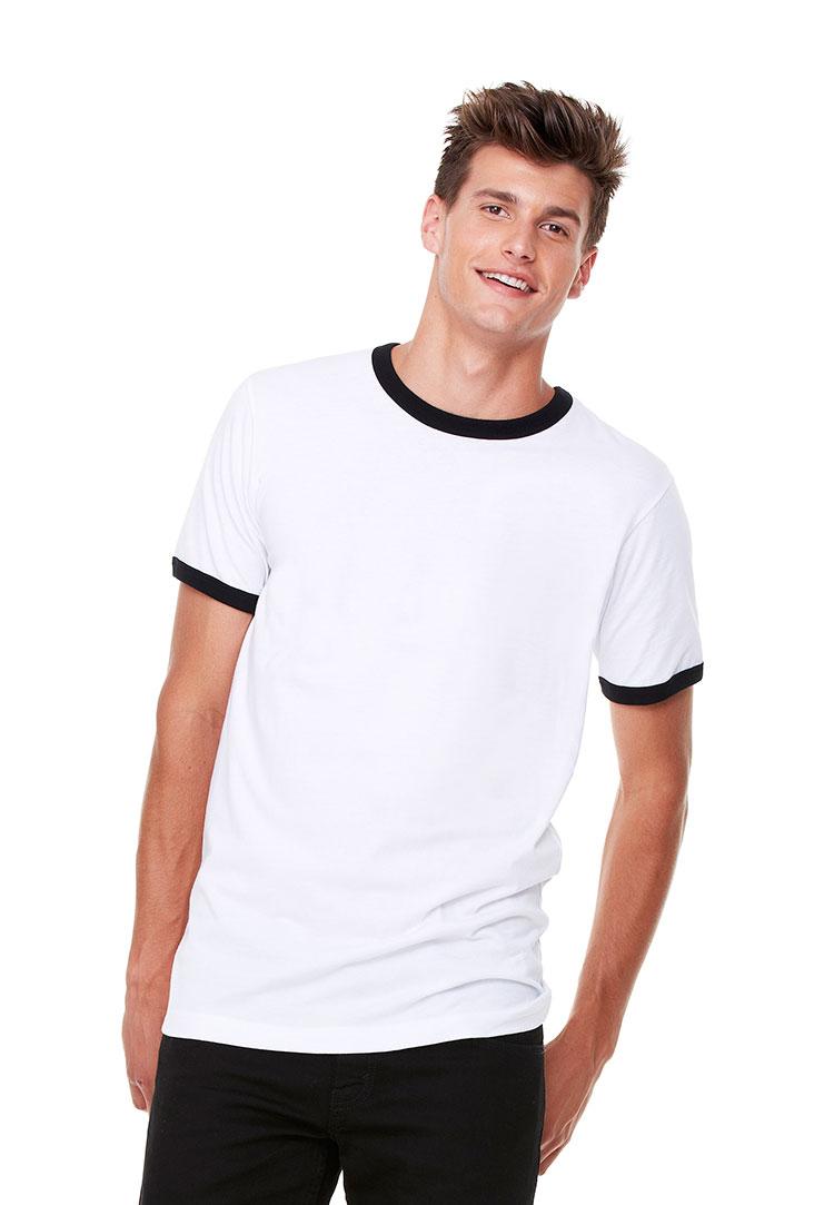 Canvas 3055 white black