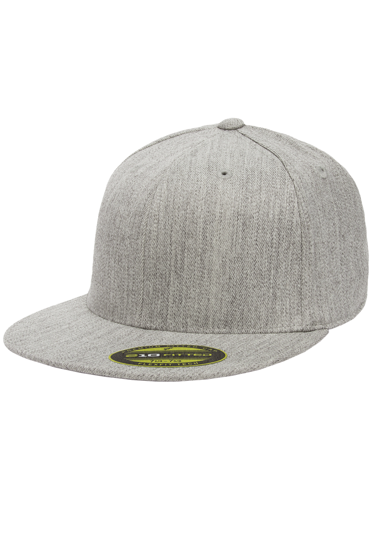 Flexfit 6210ff heather grey