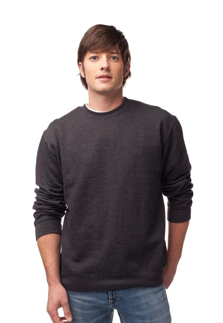 Independent trading co ss3000 charcoal heather