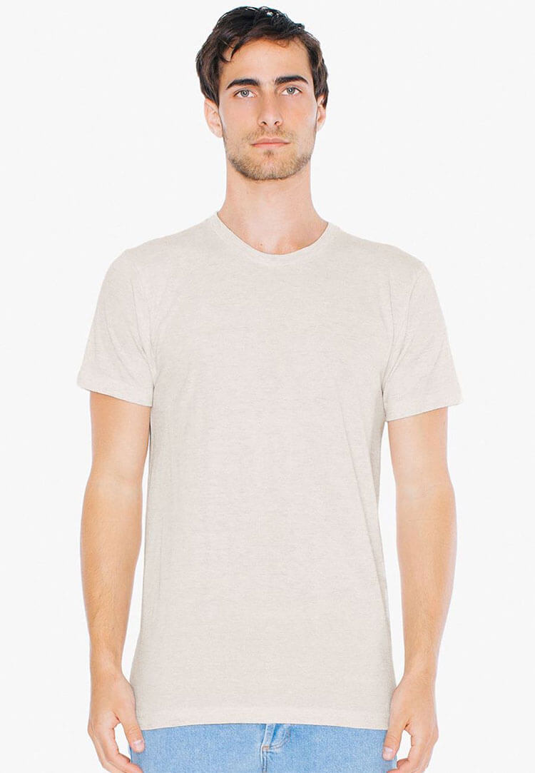 American Apparel 2001 T-shirt - Any Design in Our Shop with Custom Colors - Men Unisex Tee ogRWcnO
