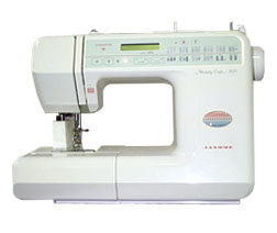 Top sewing machine features to look for threads for Janome memory craft 3000