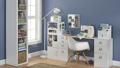 14 Sewing Room Ideas - Threads
