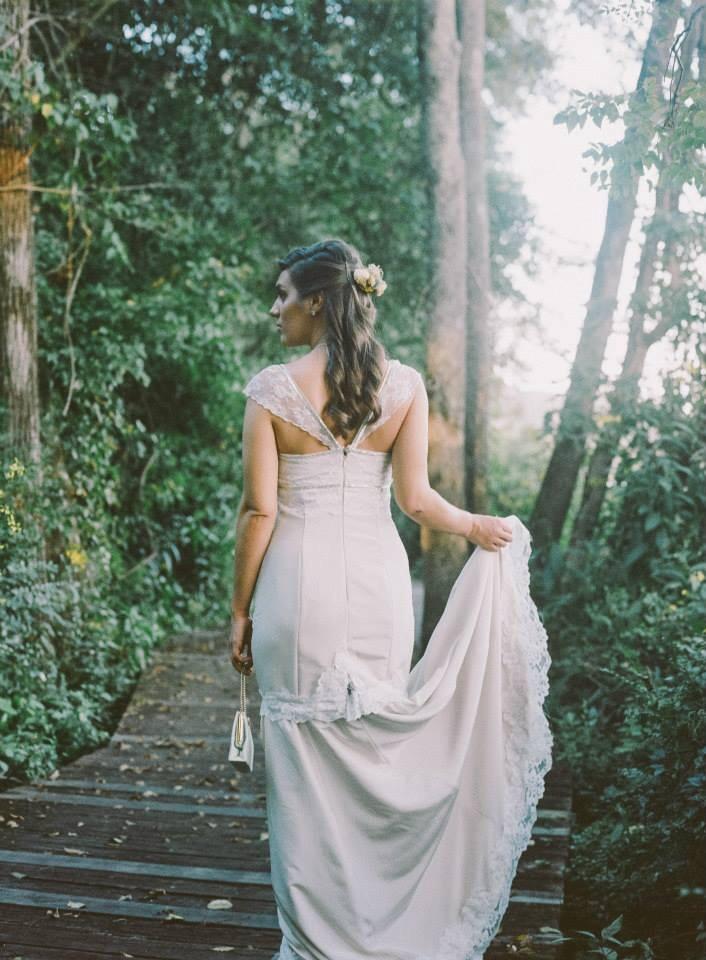 My Homemade Wedding Gown Threads - Homemade Wedding Dress
