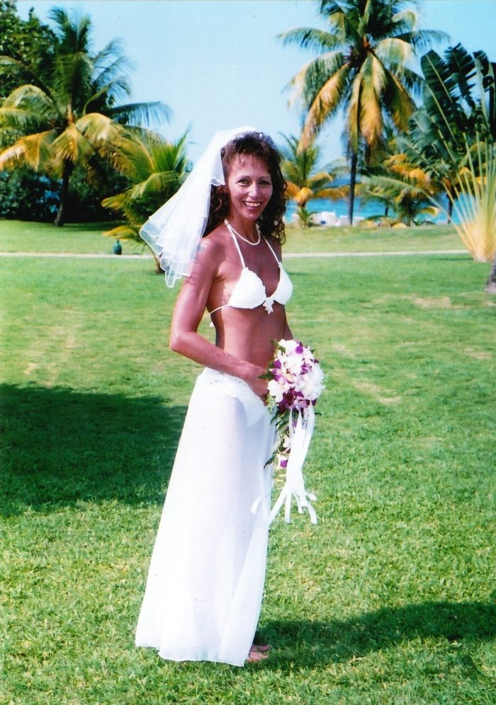 beach front wedding bikini - Threads