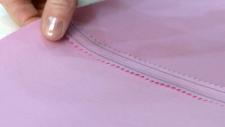Stitch Pink Lg How To Master The Backstitch