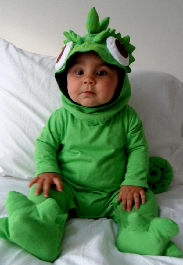 chameleon Pascal Costume