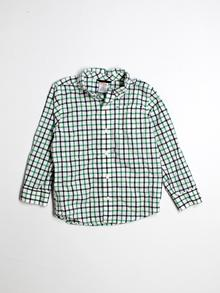 Gymboree Long-sleeve Button-down 4T