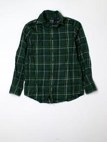 class club Long-sleeve Button-down