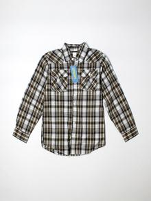 Gymboree Long-sleeve Button-down 7-8