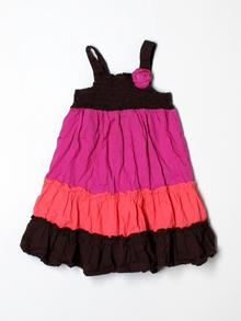 Pinky Summer Dress 4T