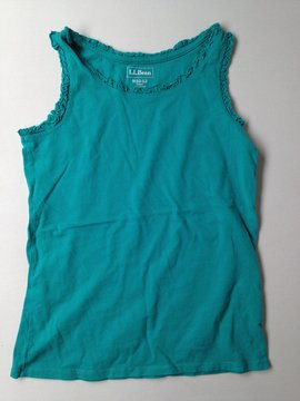 LL Bean Tank Top/Sleeveless