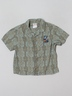 Disney Short-sleeve Button-down 4T