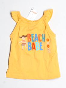 Gymboree T-shirt, Sleeveless 2T