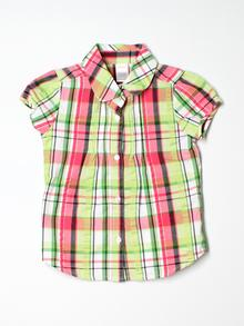 Gymboree Short-sleeve Button-down 4