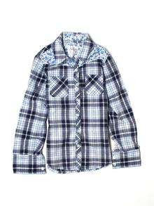 Justice Long-sleeve Button-down 8