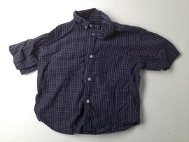 Gap Short Sleeve Button