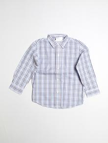 CZ by Carolina Zapf Long-sleeve Button-down 4T