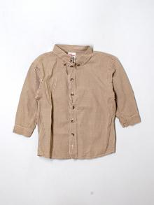 Disney Long-sleeve Button-down 4T