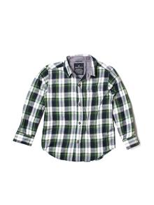 Nautica Long-sleeve Button-down 7X(XL)
